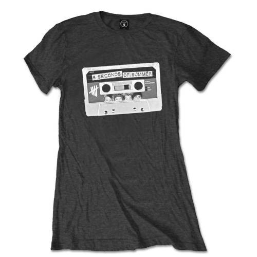 Tricou Dama 5 Seconds of Summer Tape