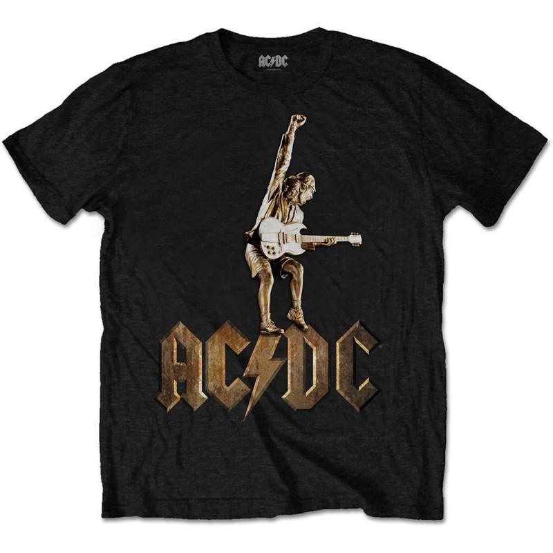 Tricou AC/DC Angus Statue