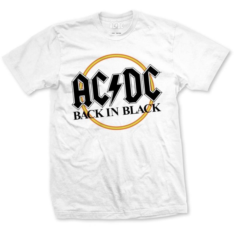 Tricou AC/DC Back In Black