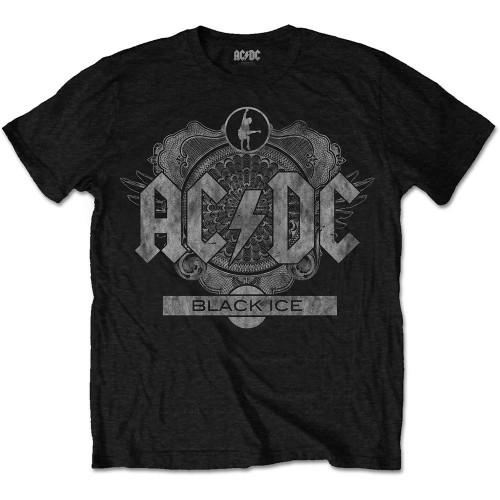 Tricou AC/DC Black Ice