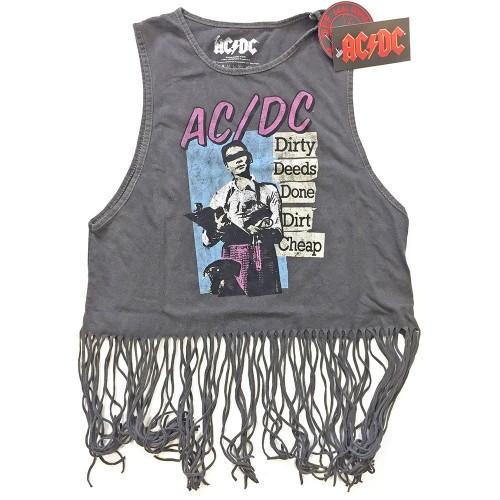 Maiou Damă AC/DC Dirty Deeds Done Dirt Cheap