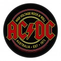 Patch AC/DC High Voltage Rock N Roll