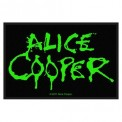 Patch Alice Cooper Logo