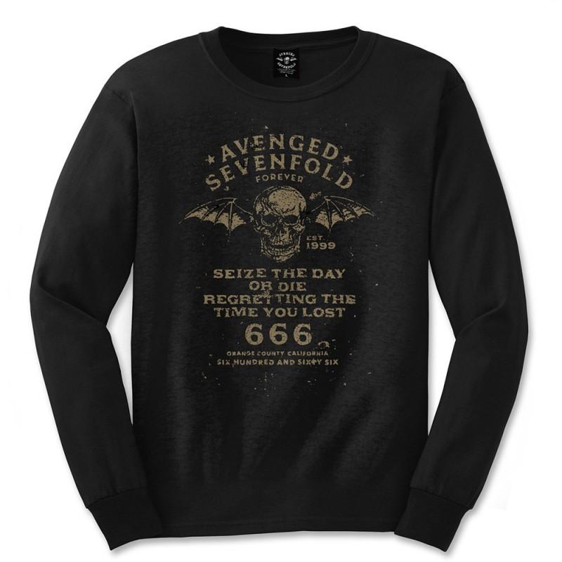 Tricou mânecă lungă Avenged Sevenfold Seize the Day