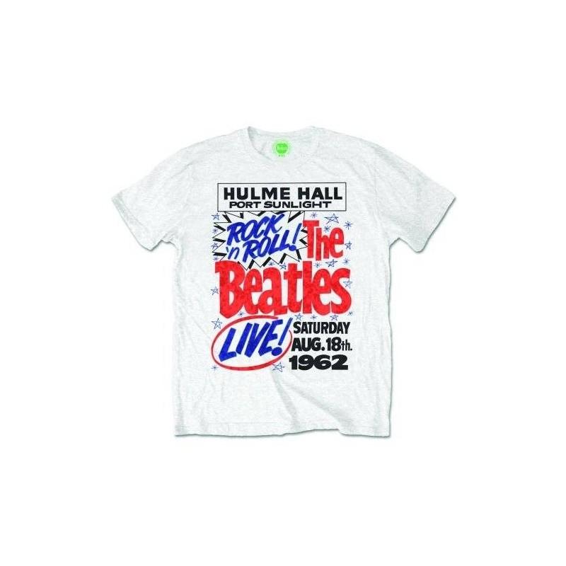 Tricou The Beatles 1962 Rock n Roll