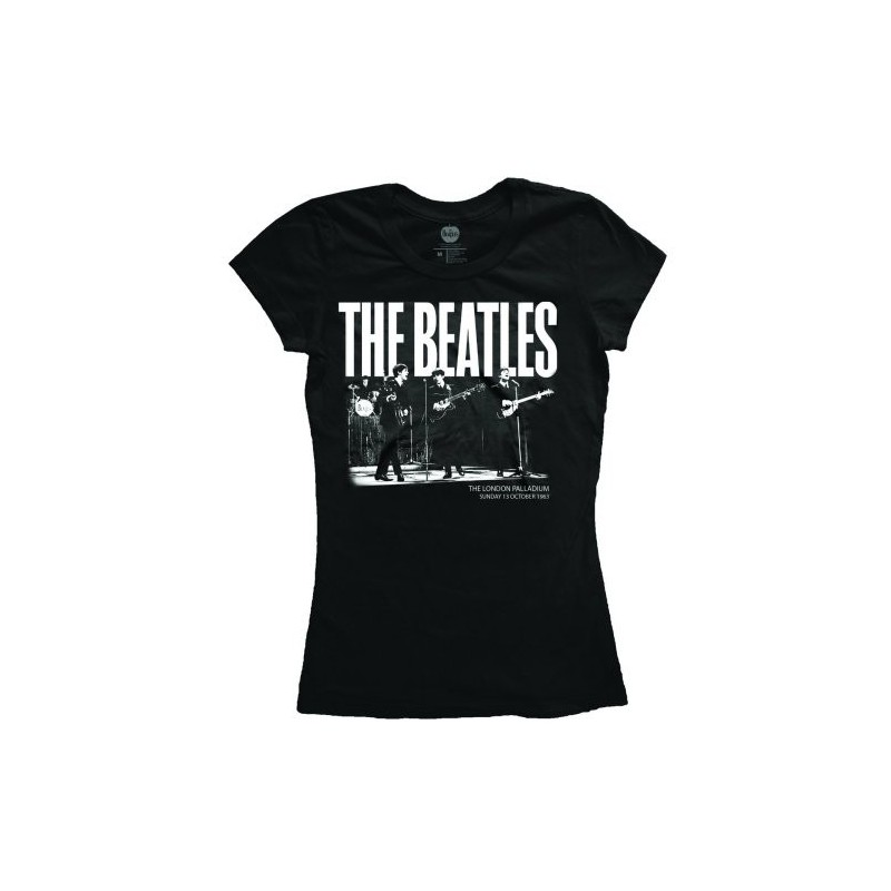 Tricou Damă The Beatles 1963 The Palladium