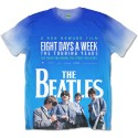 Tricou The Beatles 8 Days a Week Movie Poster