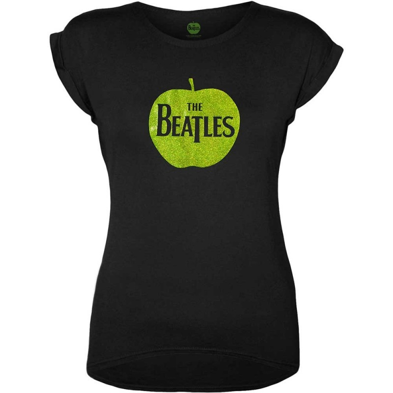 Tricou Damă The Beatles Apple Logo