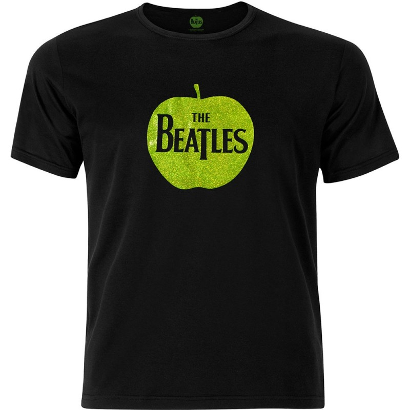 Tricou The Beatles Apple Logo