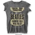 Tricou Damă The Beatles Carnegie Hall