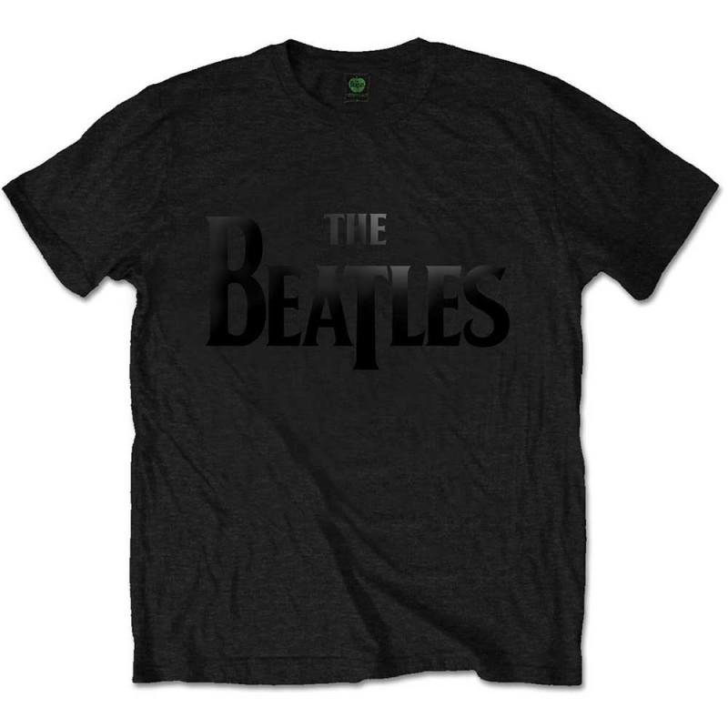 Tricou The Beatles Drop T Logo