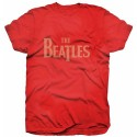 Tricou Damă The Beatles Drop T Logo