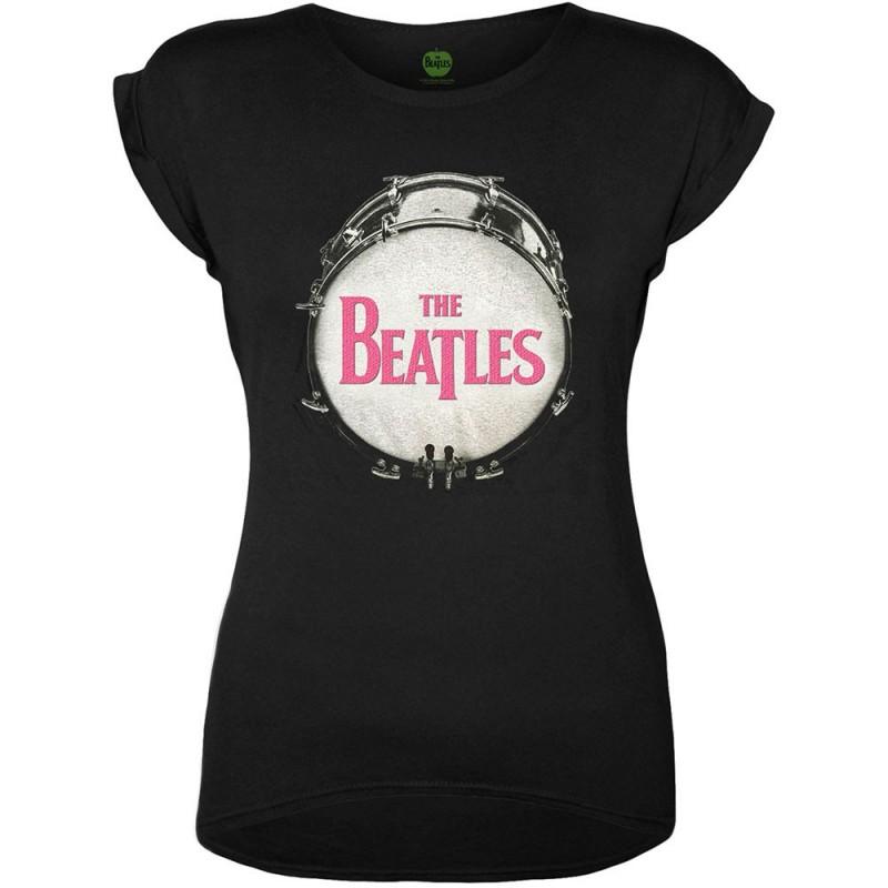 Tricou Damă The Beatles Drum