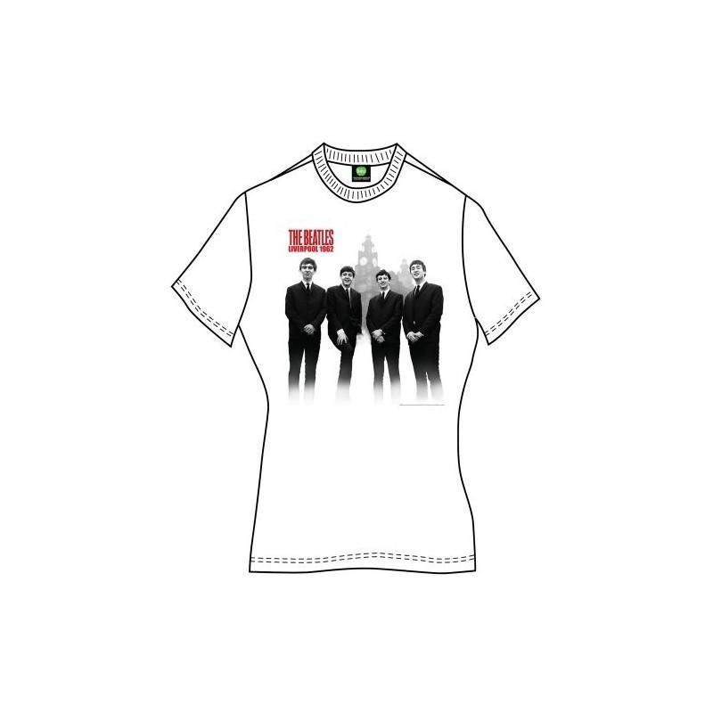 Tricou Damă The Beatles In Liverpool