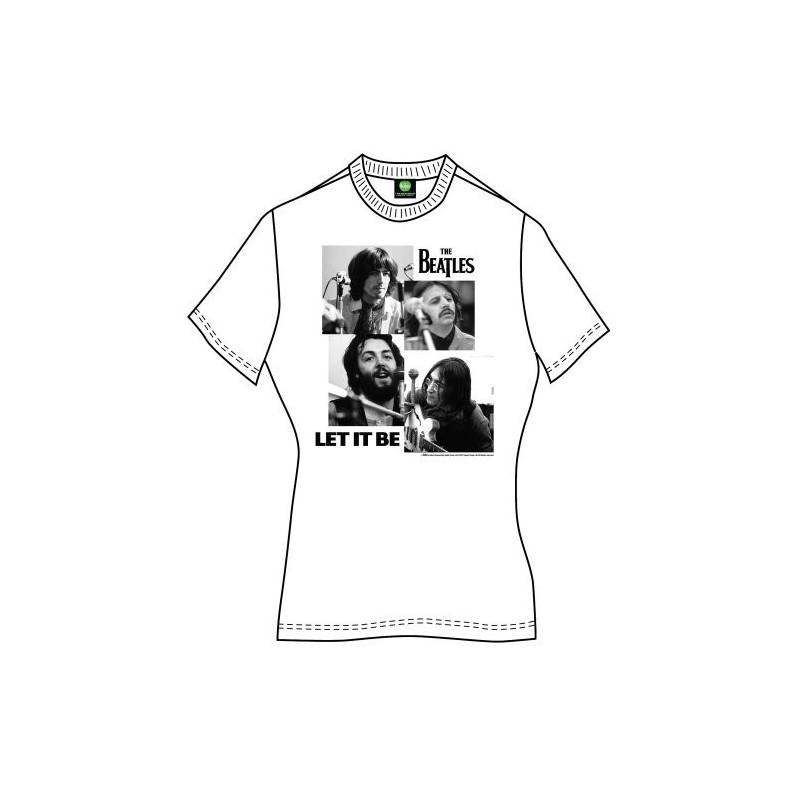 Tricou Damă The Beatles Let It Be