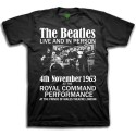 Tricou The Beatles Live & in Person