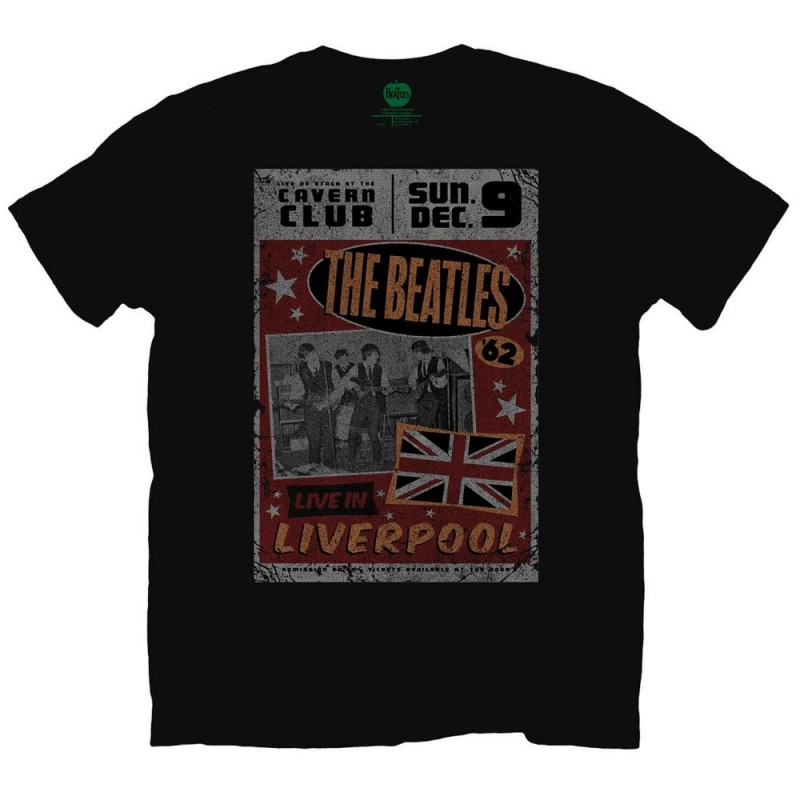 Tricou The Beatles Live in Liverpool