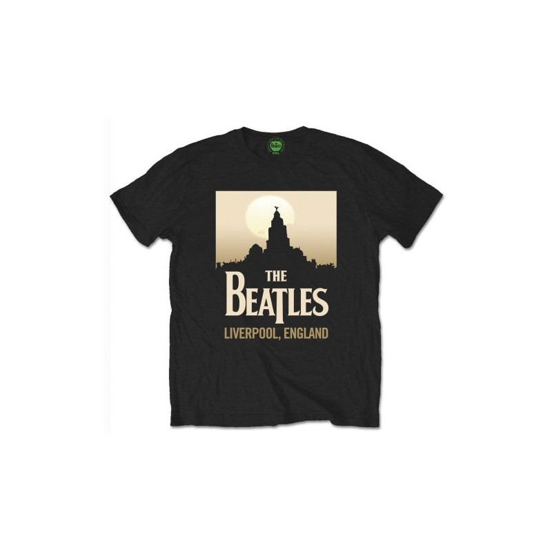 Tricou The Beatles Liverpool