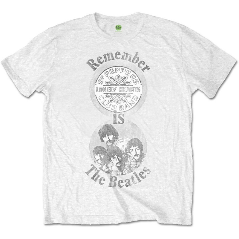 Tricou The Beatles Remember