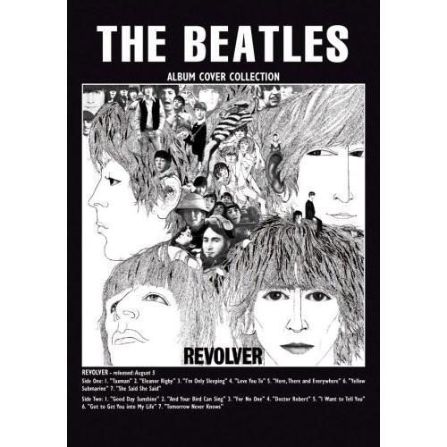 Carte Postală The Beatles Revolver