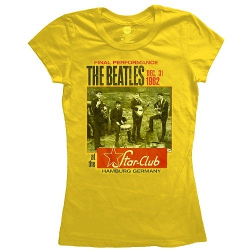 Tricou Damă The Beatles Star Club, Hamburg