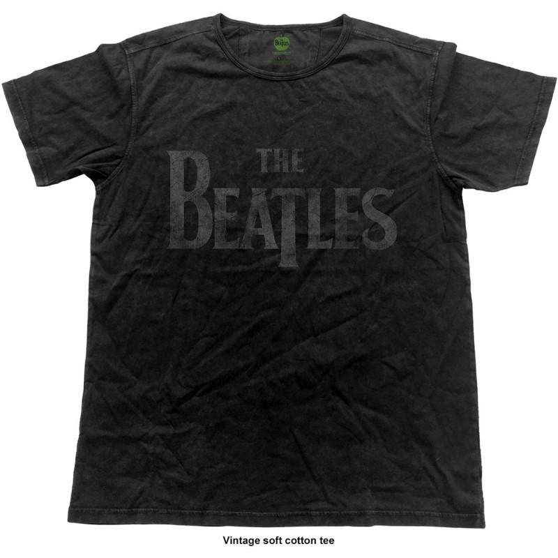 Tricou The Beatles Vintage Logo