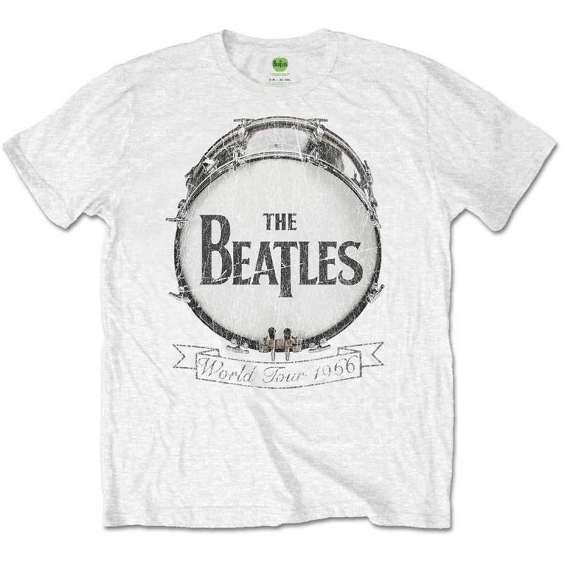 Tricou The Beatles World Tour 1966
