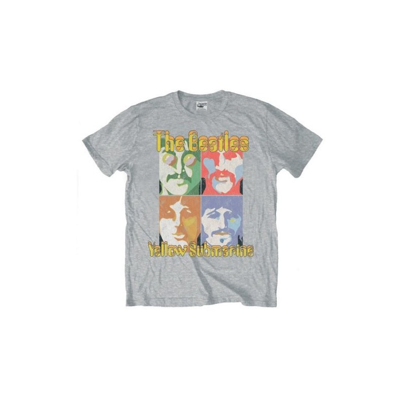 Tricou The Beatles Yellow Submarine Sea of Science