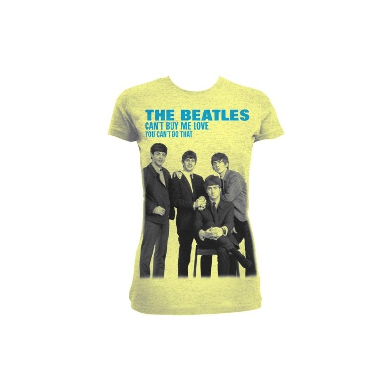 Tricou Damă The Beatles You can't buy me love