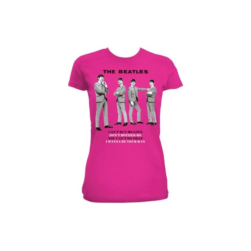 Tricou Damă The Beatles You can't do that