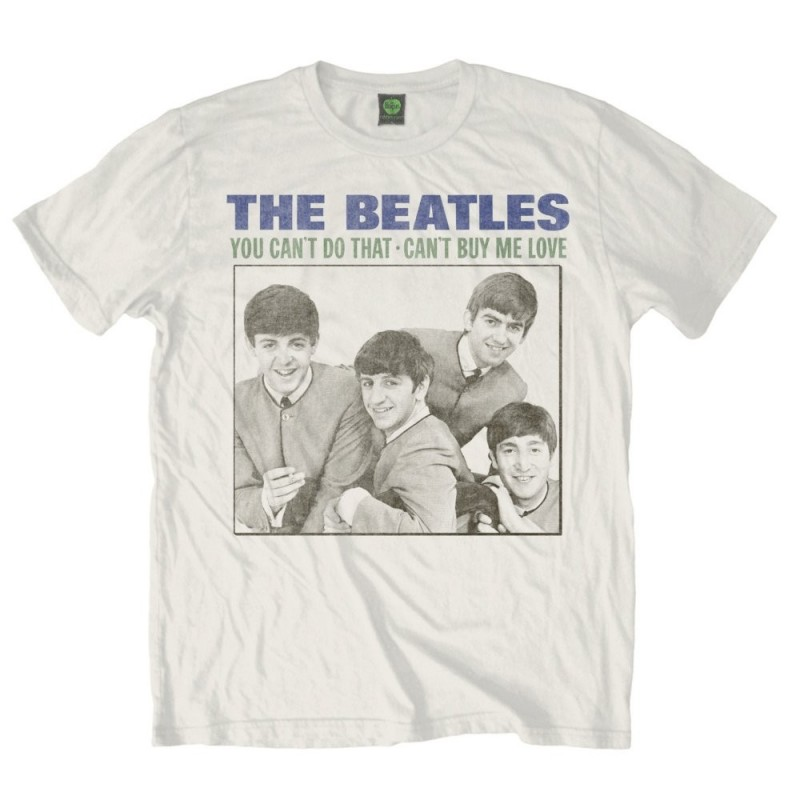 Tricou The Beatles You can't do that