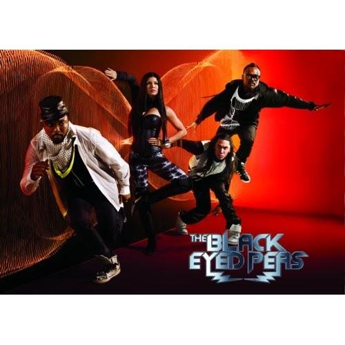 Carte Poștală The Black Eyed Peas Boom Boom Pow