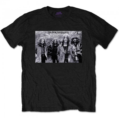Tricou Black Sabbath Group Shot