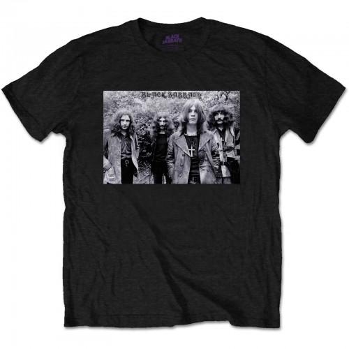 Tricou Black Sabbath Group Shot
