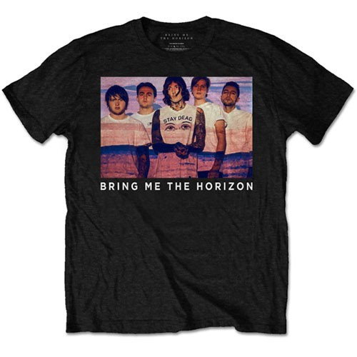 Tricou Bring Me The Horizon Photo Lines