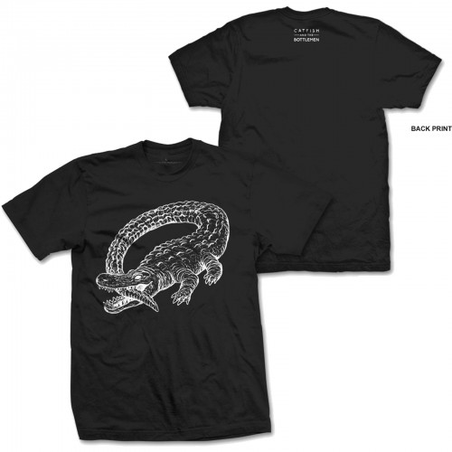 Tricou Catfish And The Bottlemen Alligator