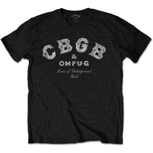 Tricou CBGB Classic Logo
