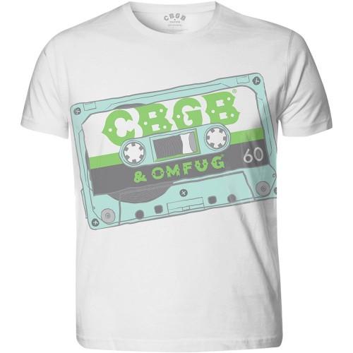 Tricou CBGB Tape