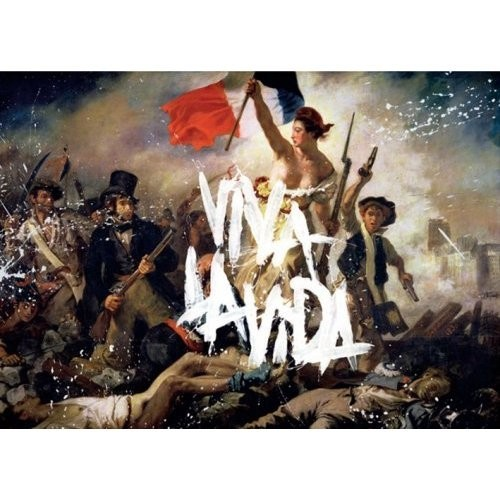 Carte Postală Coldplay Viva la Vida