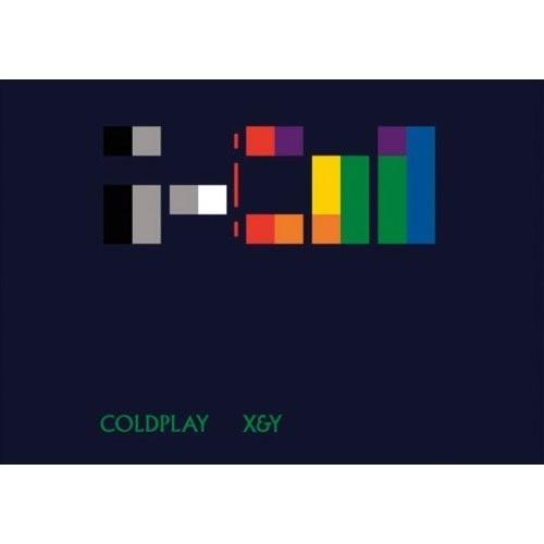 Carte Postală Coldplay X & Y Album