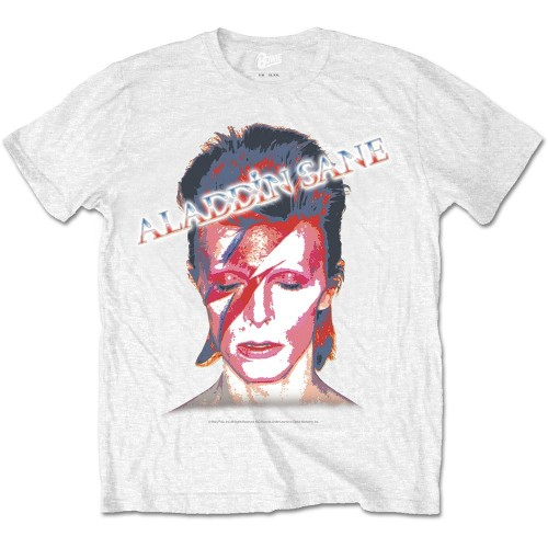 Tricou David Bowie Aladdin Sane