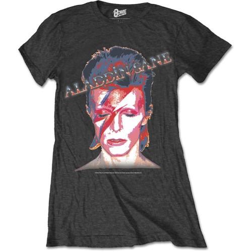 Tricou Damă David Bowie Aladdin Sane