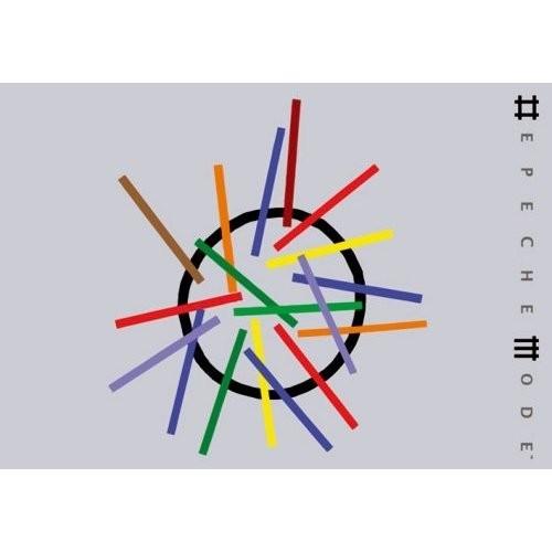 Carte Poștală Depeche Mode Logo