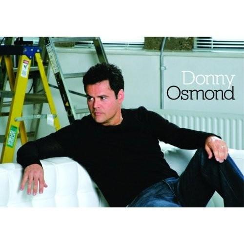 Carte Postală Donny Osmond On Couch