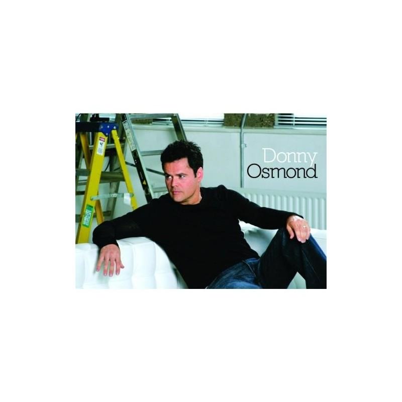 Carte Poștală Donny Osmond On Couch