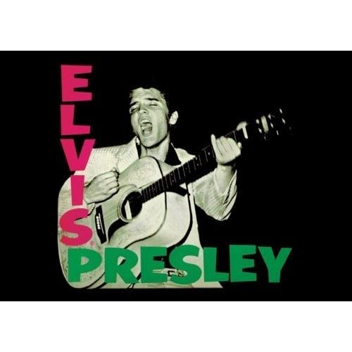 Carte Postală Elvis Presley Album