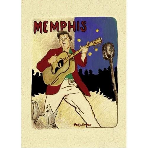 Carte Postală Elvis Presley Memphis