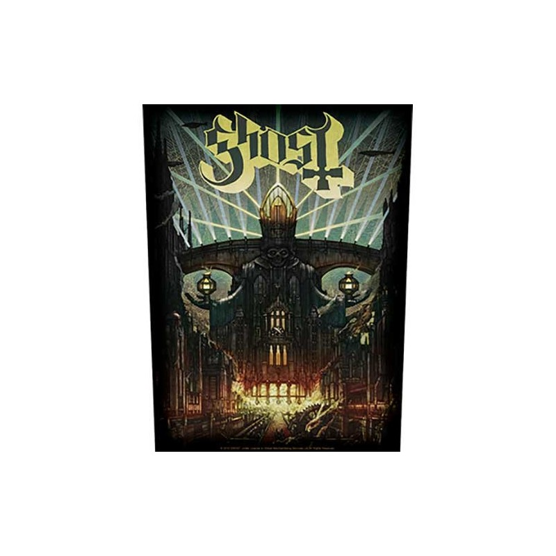 Back Patch Ghost Meliora