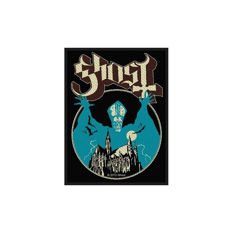 Patch Ghost Opus Eponymous
