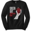 Tricou mânecă lungă Green Day American Idiot